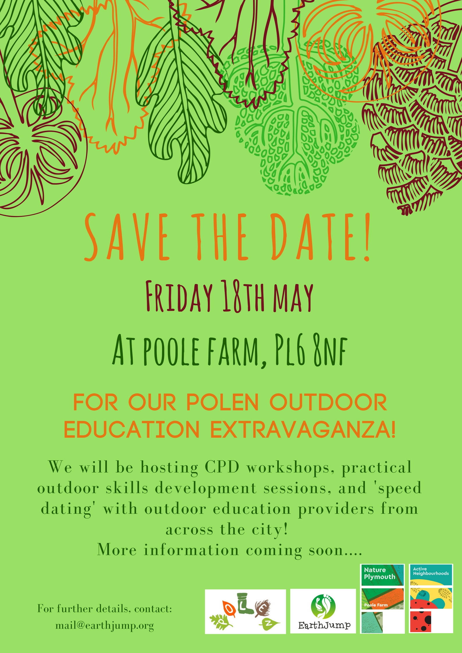 POLEN Outdoor Education Extravaganza